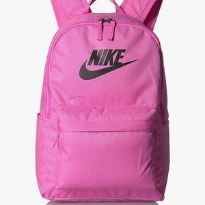 Nike backpack hot pink
